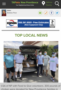 New Providence, NJ Local News - TAPinto