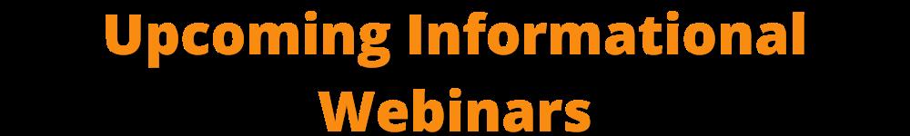 Upcoming Informational Webinars - StartTAP rev (4)